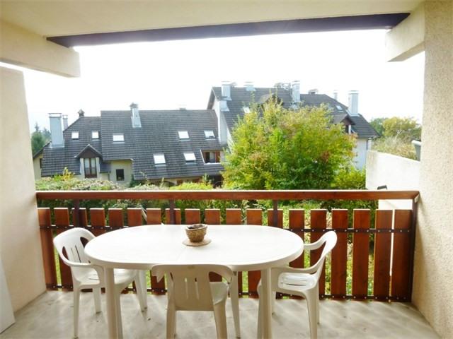 Rental apartment Annecy le vieux 823€ CC - Picture 1