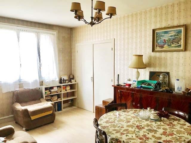 Vente appartement Paris 15ème 449000€ - Photo 1