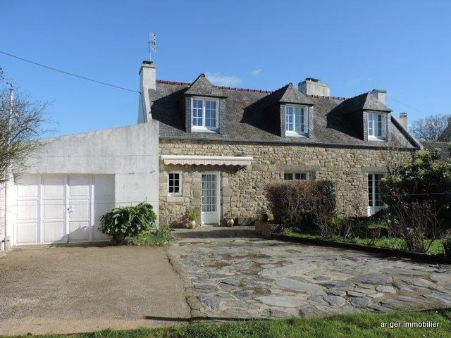 Sale house / villa Plouezoc h 128400€ - Picture 1