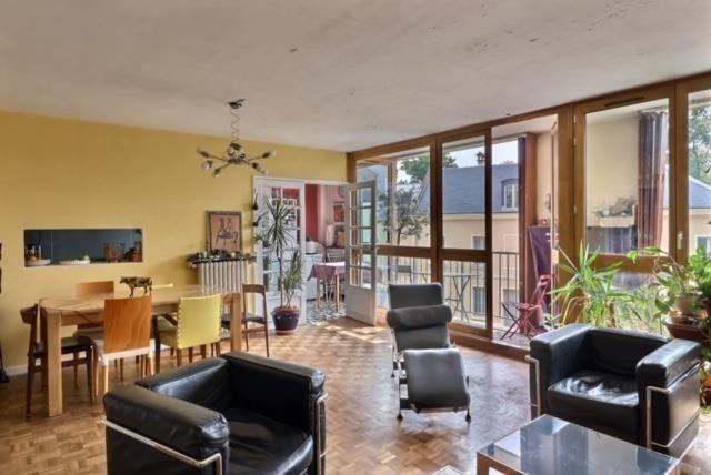 Sale apartment Versailles 625000€ - Picture 2