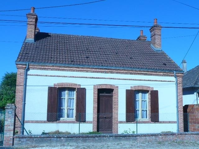 Sale house / villa Souesmes 103000€ - Picture 5