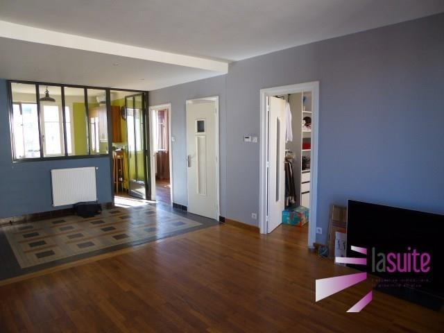 Vente appartement Villeurbanne 222000€ - Photo 1