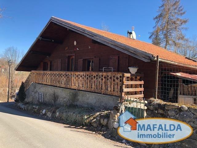 Vente maison / villa Mont saxonnex 263000€ - Photo 1