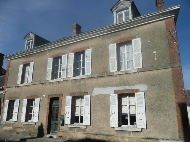 Vente maison / villa Argent sur sauldre 140000€ - Photo 1