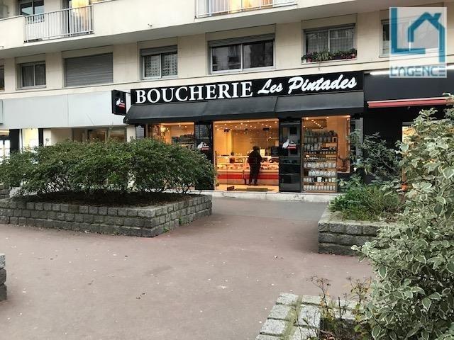 Vente local commercial Paris 15ème 510000€ - Photo 2