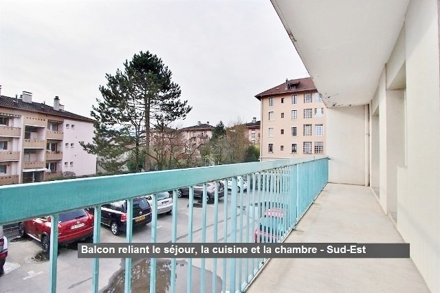 Rental apartment Annecy 843€ CC - Picture 5