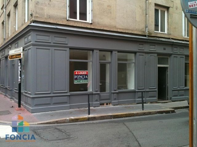 JEAN JAURÈS Locaux commerciaux 71 m²