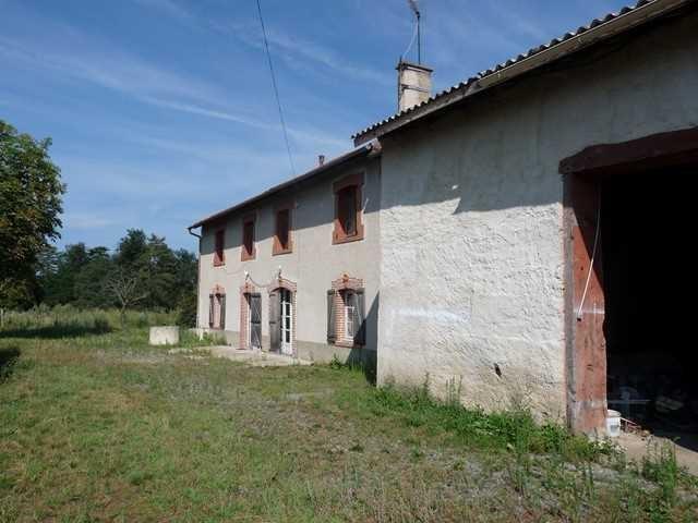 Verkoop  huis Mizerieux 200000€ - Foto 1