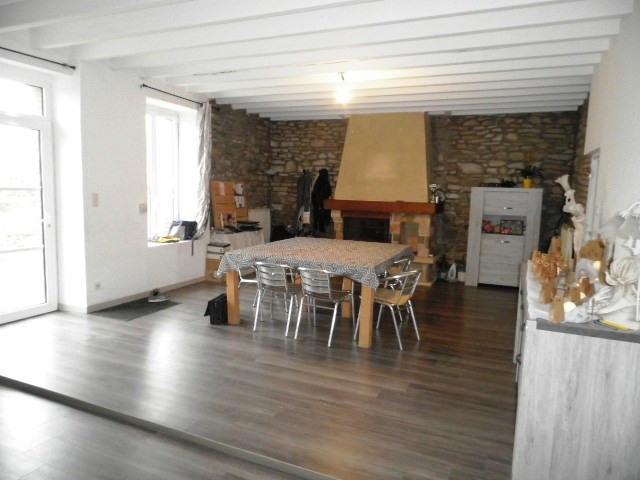 Vente maison / villa Martigne ferchaud 135880€ - Photo 2