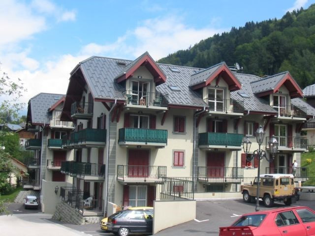 Affitto appartamento Saint gervais les bains 580€ CC - Fotografia 3