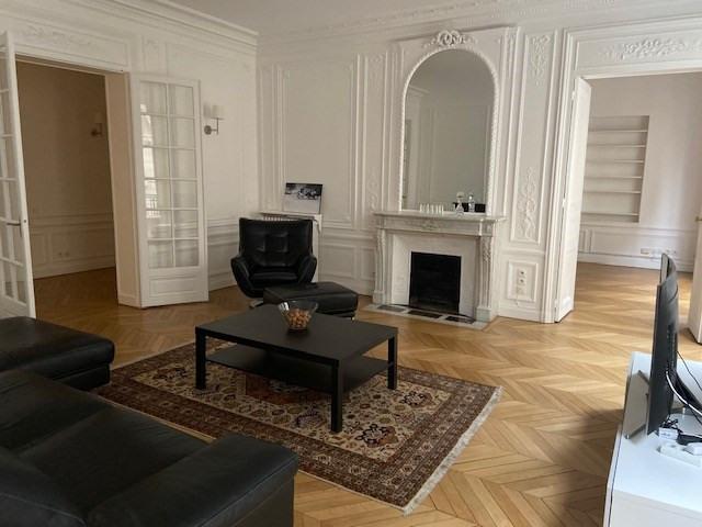 Deluxe sale apartment Paris 17ème 2235000€ - Picture 3