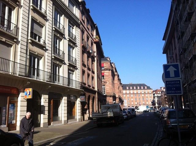 Rental apartment Strasbourg 830€ CC - Picture 1