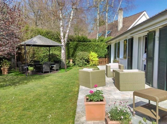 Sale house / villa Vernouillet 588000€ - Picture 2