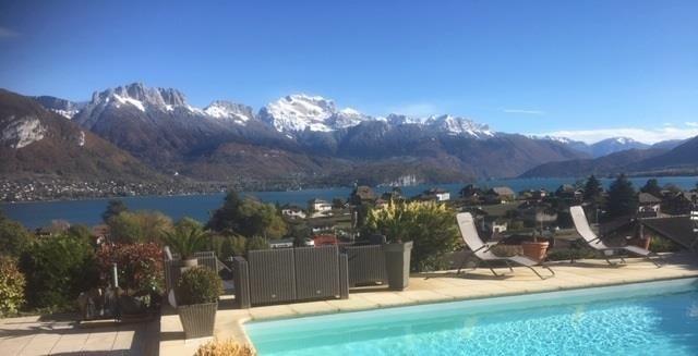 Vente de prestige maison / villa Sevrier 1333500€ - Photo 2