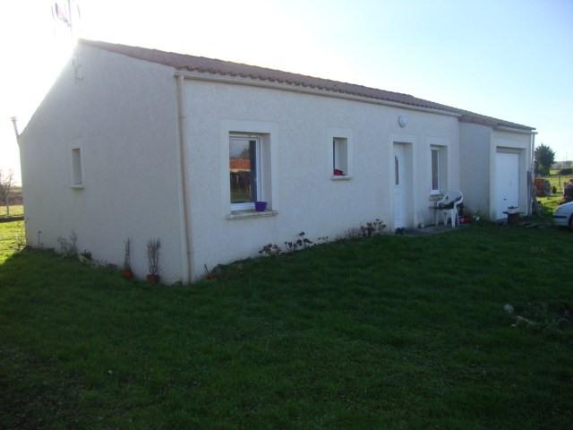 Vente maison / villa Loulay 99150€ - Photo 4
