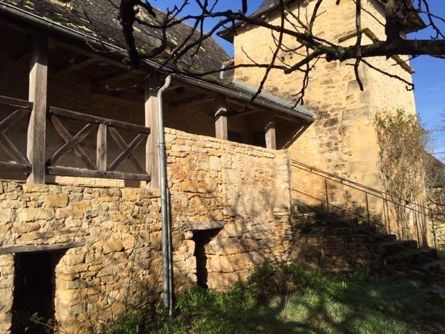 Vente maison / villa Terrasson la villedieu 165000€ - Photo 3