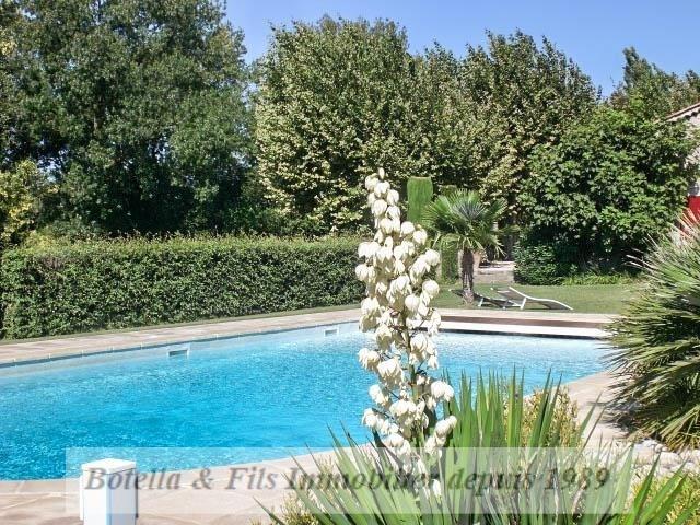 Deluxe sale house / villa Uzes 885000€ - Picture 10