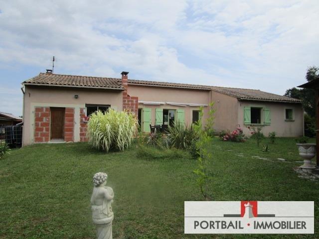 Sale house / villa St ciers sur gironde 190800€ - Picture 1