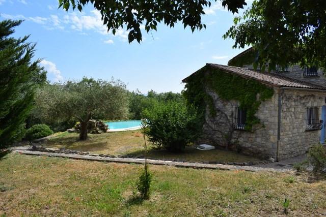 Deluxe sale house / villa Fayence 840000€ - Picture 7