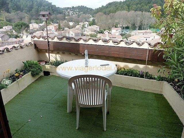 Life annuity apartment Meyrargues 166 500€ - Picture 2