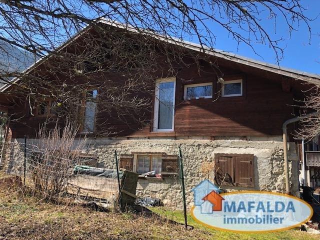 Vente maison / villa Mont saxonnex 263000€ - Photo 2