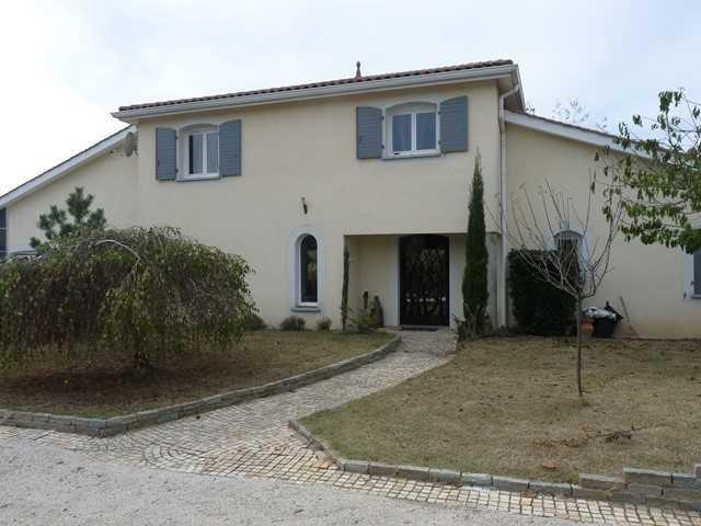 Revenda residencial de prestígio casa Rivas 570000€ - Fotografia 7
