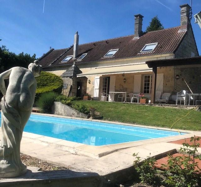 Vente maison / villa Villers-cotterêts 257250€ - Photo 1