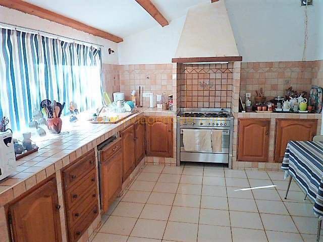 Vendita nell' vitalizio di vita casa Simiane-la-rotonde 110000€ - Fotografia 7