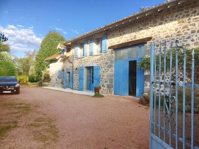 Vente maison / villa Abjat sur bandiat 165000€ - Photo 1