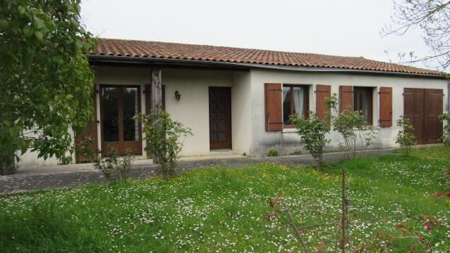 Sale house / villa Aulnay 106500€ - Picture 2
