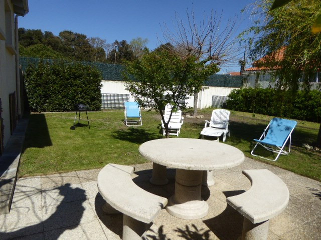 Vacation rental house / villa Chatelaillon-plage 450€ - Picture 1