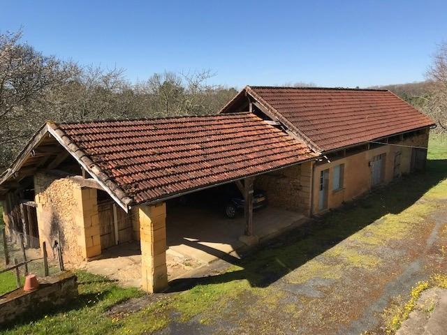 Sale house / villa Doissat 339200€ - Picture 3