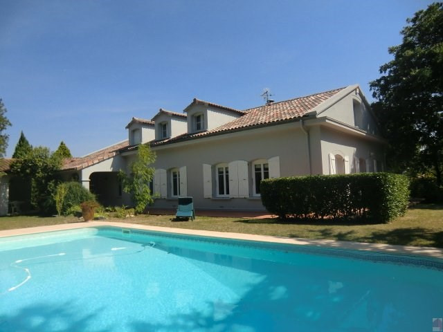 Deluxe sale house / villa Montgiscard 599000€ - Picture 1