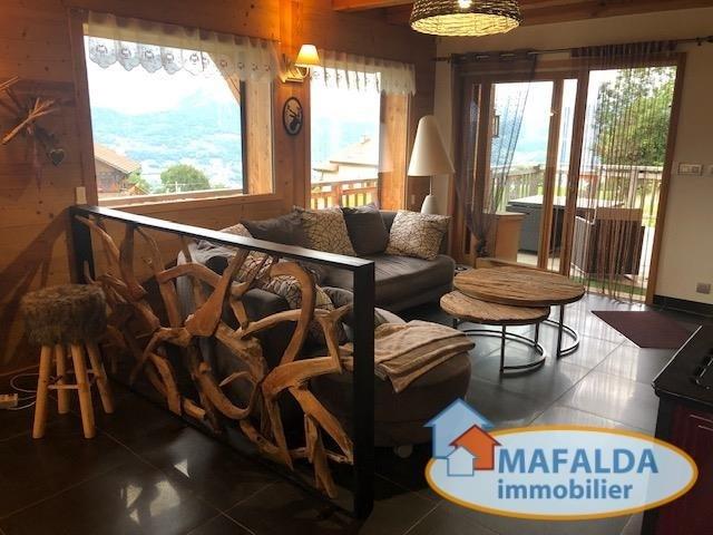 Vente maison / villa Mont saxonnex 510000€ - Photo 3