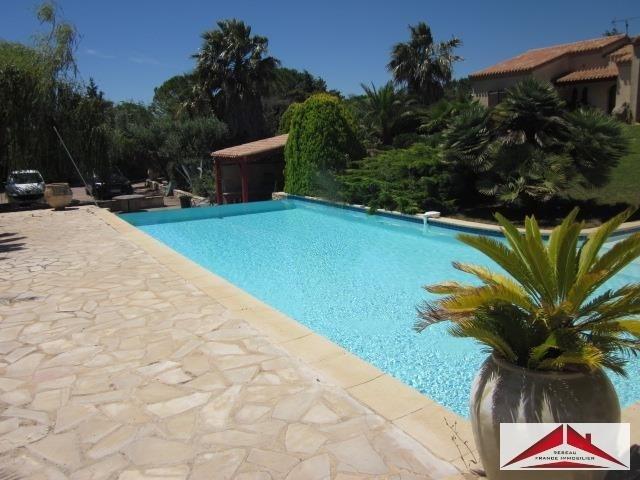 Vente de prestige maison / villa Marseillan 790000€ - Photo 1