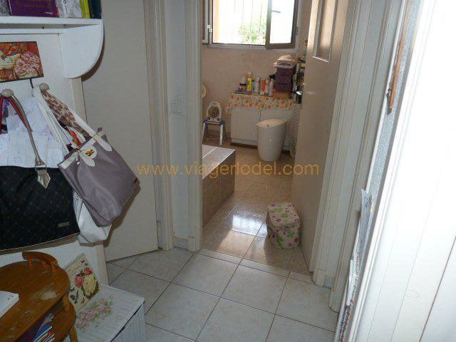Verkauf auf rentenbasis haus Cagnes-sur-mer 195000€ - Fotografie 17
