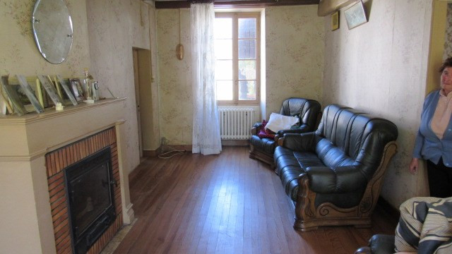 Vente maison / villa Romegoux 106 500€ - Photo 5