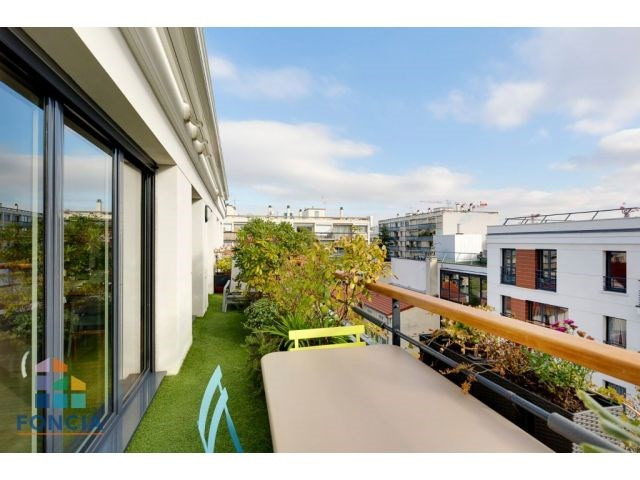 Deluxe sale apartment Suresnes 1 080 000€ - Picture 6