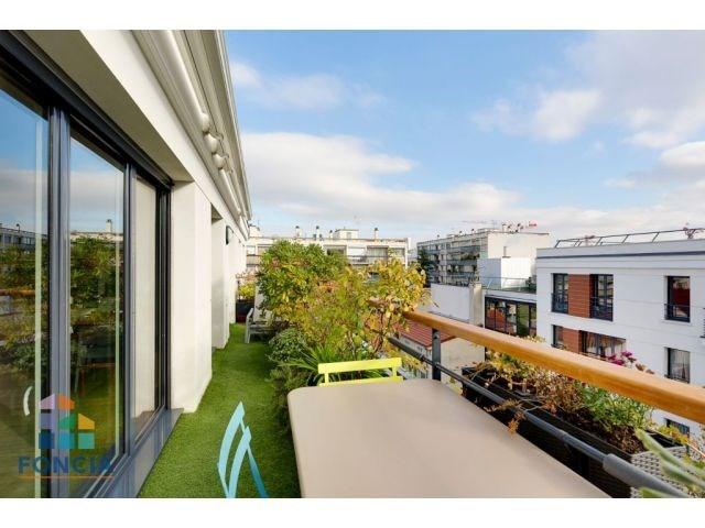 Vente de prestige appartement Suresnes 1080000€ - Photo 6