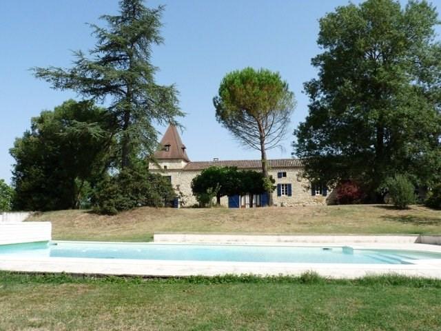 Deluxe sale house / villa Nomdieu 590000€ - Picture 3