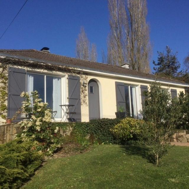 Sale house / villa Saint-macaire-en-mauges 217900€ - Picture 1