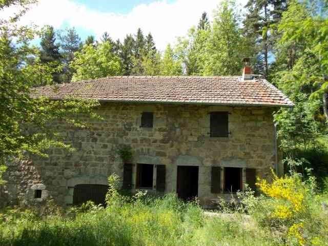 Revenda casa Saint-antheme 56000€ - Fotografia 1