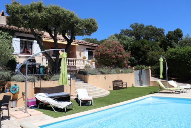 Vacation rental house / villa Cavalaire sur mer 800€ - Picture 13