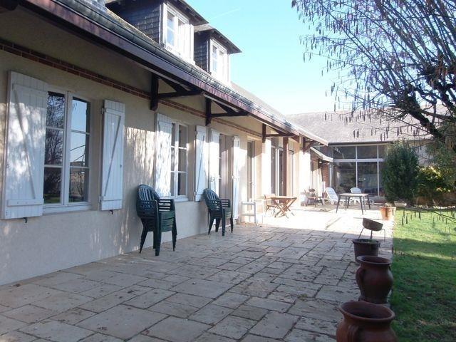 Verkoop  huis Tremblay les villages 452500€ - Foto 1