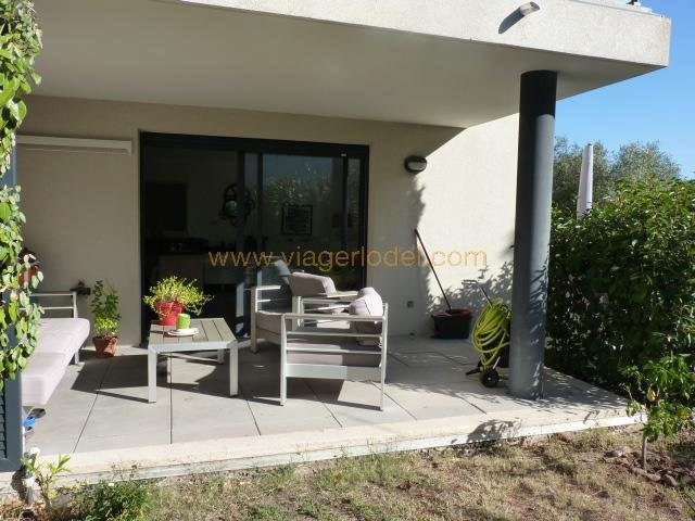 Life annuity apartment Fréjus 27500€ - Picture 9