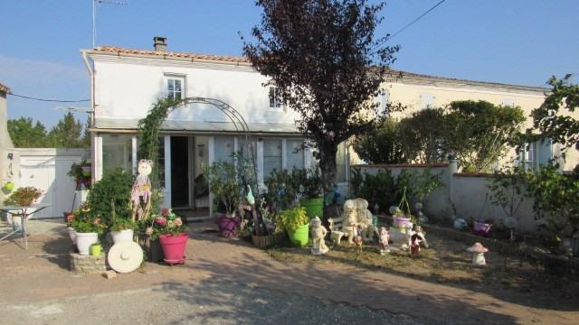 Vente maison / villa Saint jean d'angely 127500€ - Photo 1