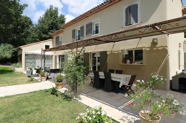 Vente de prestige maison / villa Venelles 995000€ - Photo 2