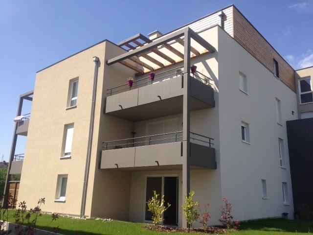 Location appartement Souffelweyersheim 615€ CC - Photo 3
