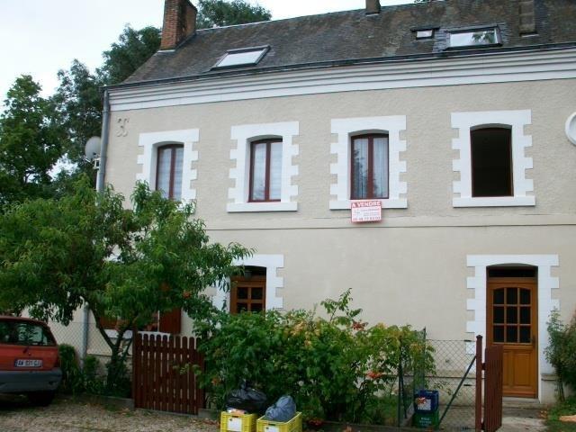 Sale house / villa Argent sur sauldre 88000€ - Picture 1