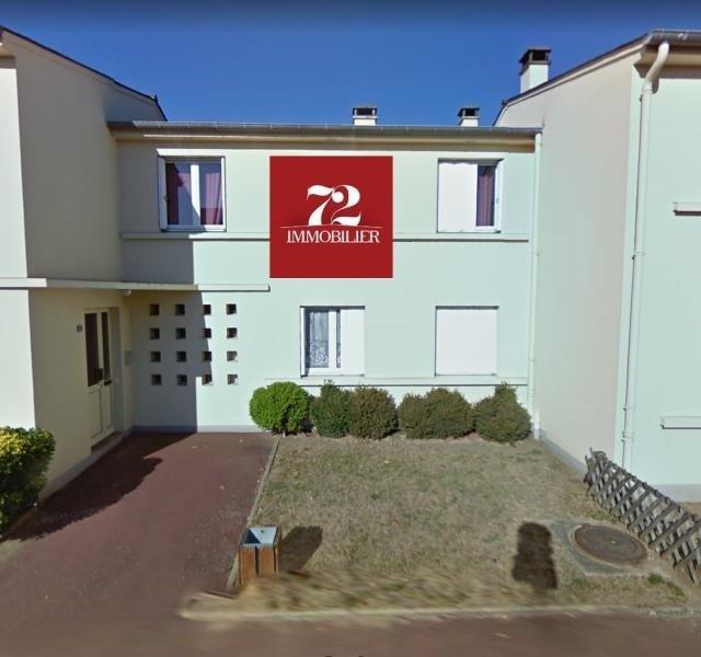 Sale apartment Le mans 46000€ - Picture 1